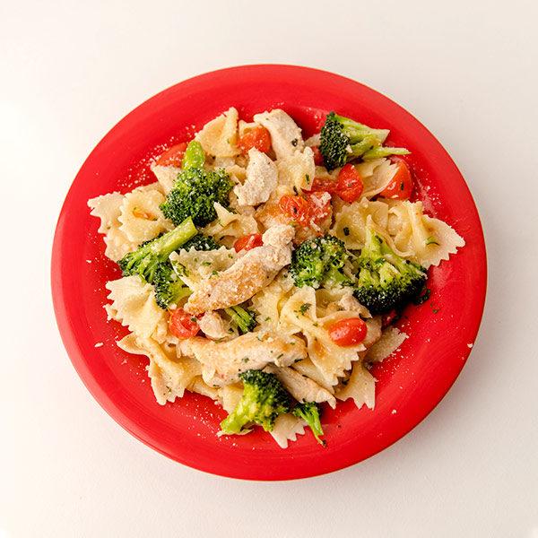 Walt's Chicken and Broccoli