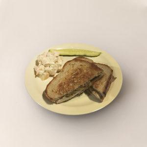 Walt's Chicken Sandwich