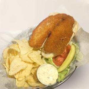 Walt's Fish Sandwich