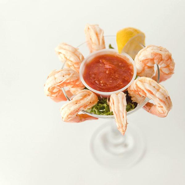 Walt's Gourmet Shrimp Cocktail