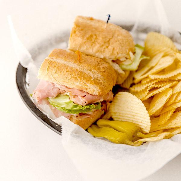 Walt's Ham and Cheese Sandwich