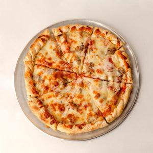 Walt's Meat Eater Pizza