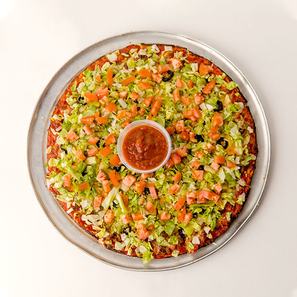 Walt's Mexican Pizza