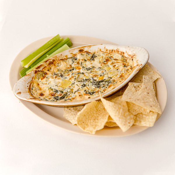 Walt's Spinach and Artichoke Dip