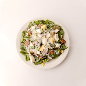 Walt's Spinach Salad