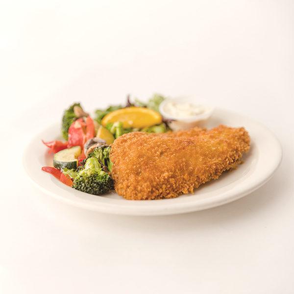 Walt's Golden Fried Tilapia