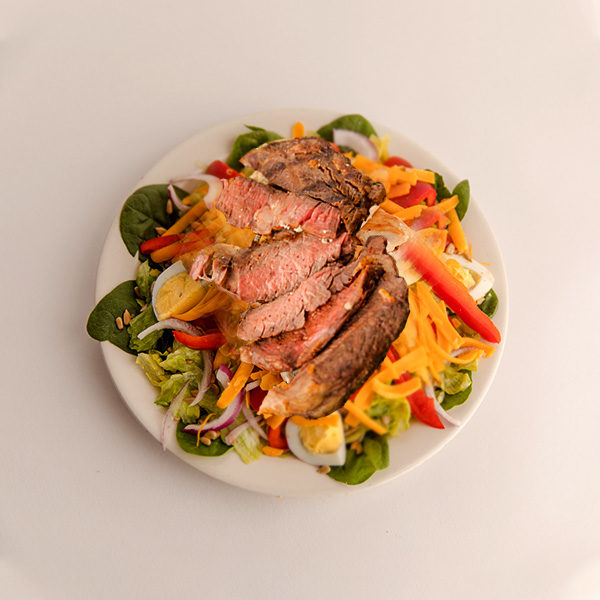 Walt's Heartland Steak Salad