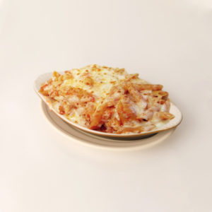 Walt's Mostaccioli Cheesebake