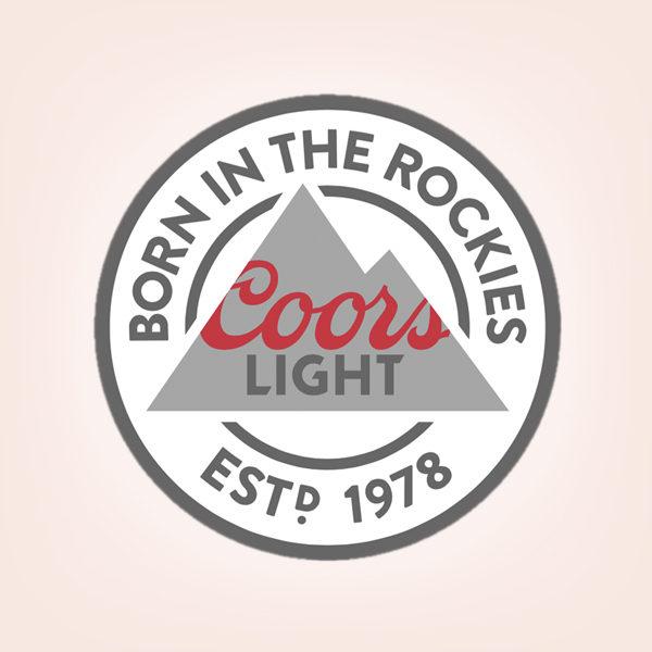 Coors Light at Walt's